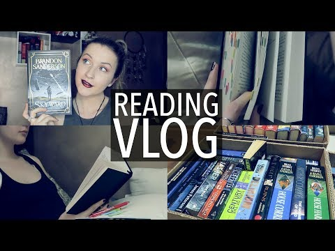 READING VLOG | Tome Topple 7