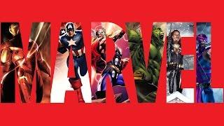 Heroes - Generdyn Music Ft. Zyde Wolf [Marvel Super Heroes]