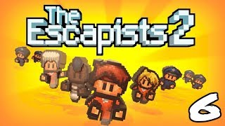 The FGN Crew Plays: The Escapists 2 #6 - Preparations (PC)