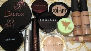 ♥ Overview review of High End Concealers