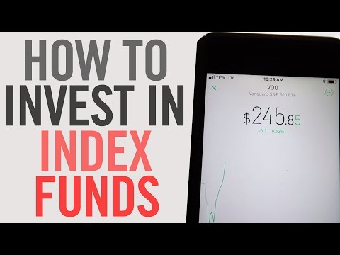 INDEX FUNDS FOR BEGINNERS: How To Buy ETFs on Robinhood!