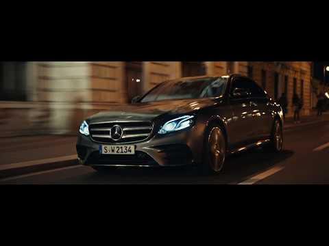 Canción del anuncio del Mercedes-Benz Clase E 1