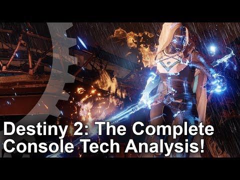 Destiny 2 PS4, PS4 Pro, Xbox One Versions Compared