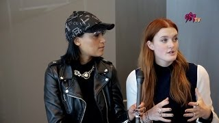 Bobby Interviews Icona Pop Part 1