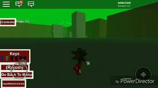 Sonic planet 4 ( roblox)