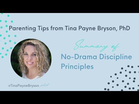 Overview of NO DRAMA DISCIPLINE Principles