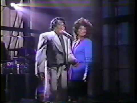 James Brown And Martha Reeves - Georgia On My Mind (LIVE!)
