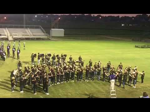 Desoto Central Middle School 7th Grade Band Night 10/10/17 DCMS