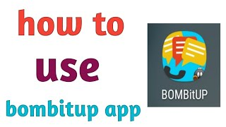 Download How To Use Bombitup Send Bulk Sms And Prank Your