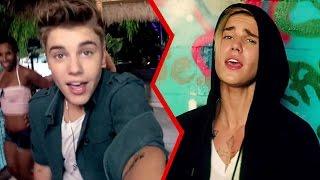 The Evolution of Justin Bieber