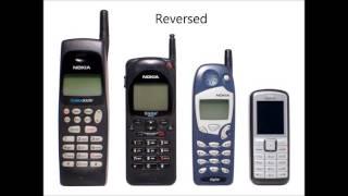 Nokia classic ringtone reversed monophonic