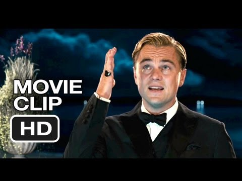 The Great Gatsby Movie CLIP - You Can't Repeat The Past (2013) - Leonardo DiCaprio Movie HD