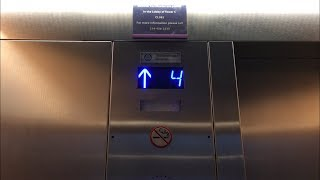 Awesome ThyssenKrupp Hydraulic Elevators - Green Parking - Children's Hospital - Dallas, TX
