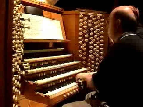 Toccata & Fugue in d minor (BACH, J.S.)