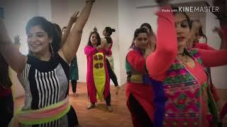 Chogada Tara    Zumba Fitness    Dance Workout    Garba workout 2k18    Love Ratri