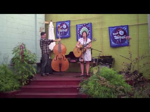Rachael and Dominic Davis Live at Concerts in the Courtyard 9/8/16