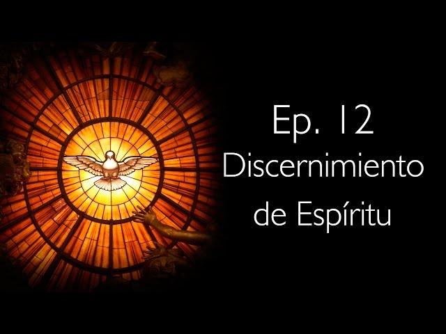 Discernimiento de Espíritu - Perseverancia