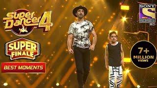 Terence ने किया Sanchit को Appreciate | Super Dancer 4 | सुपर डांसर 4 | Super Finale