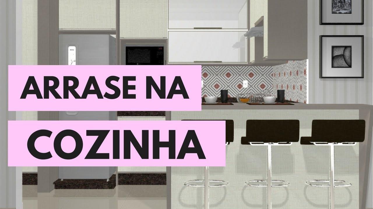 Cozinha Integrada Com Lavanderia Beijos At Amanh With Cozinha