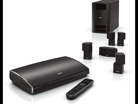 Bose Lifestyle 535 Series II Home Theater System With 5.1 Surround Sound Award Winning Speaker