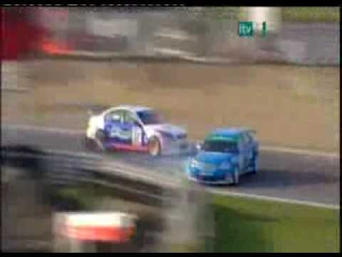"Jason Plato ""What a Save"" at the BTTC"