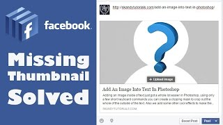 Facebook No Thumbnail - WordPress -