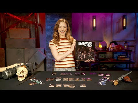 How to Play The Walking Dead: Something to Fear Card Game