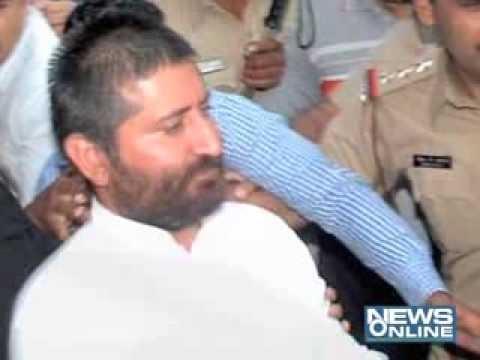 Surat Narayan sai's wife janki reach to the crime branch office