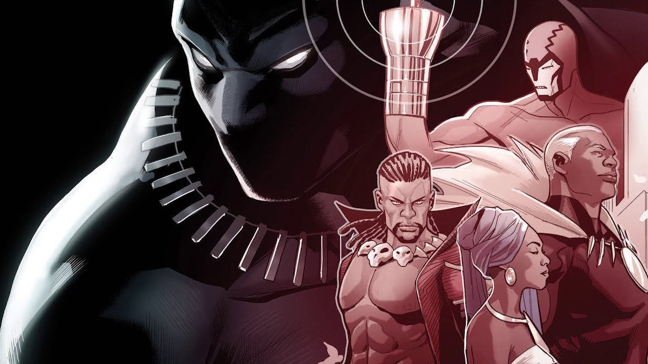 Writer Evan Narcisse on his Marvel Comics Origin Story with Ryan on This Week in Marvel