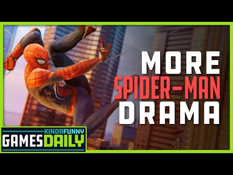 The Spider-Man Drama Continues - Kinda Funny Games Daily 08.06.20