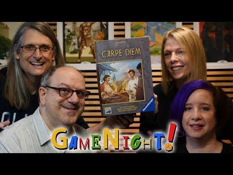 Carpe Diem - GameNight! Se7 Ep12