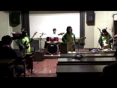 「桜のあと」UNISON SQUARE GARDEN ガールズバンド Tyranno-don