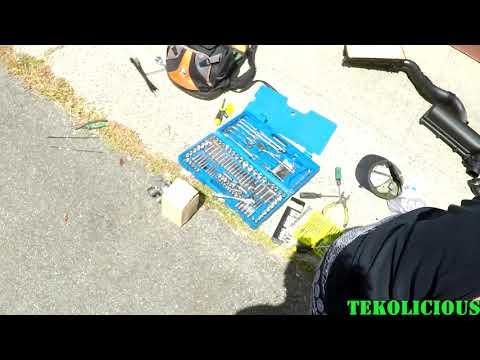 r56 mini cooper s hpfp high pressure fuel pump replacement