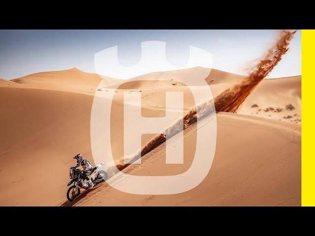 Andrew Short wins 2019 Rally du Maroc | Husqvarna Motorcycles