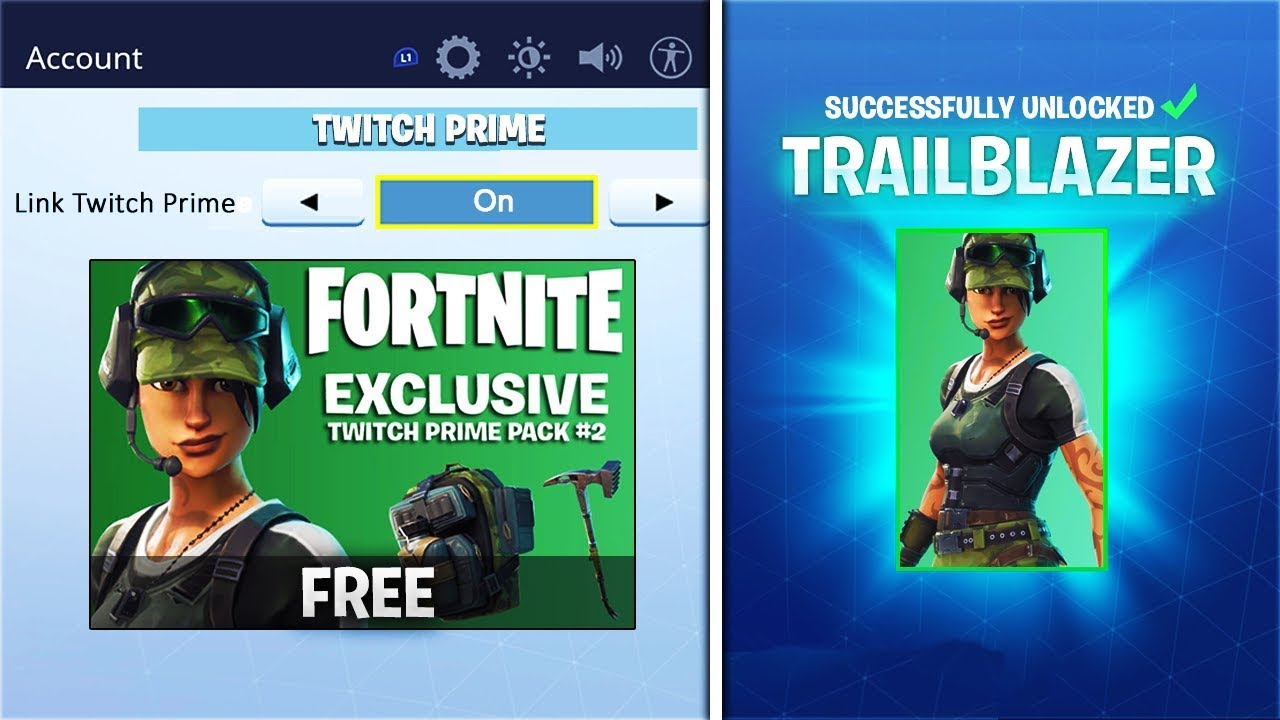 twitch prime pack epic games