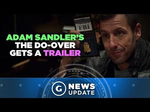 First NSFW Trailer for Adam Sandler's Crazy-Looking Nextflix Arrives - GS News Update