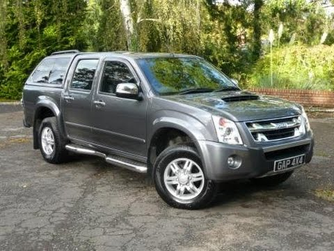 2012 Isuzu Rodeo Denver Max Plus in Royal Grey with Hardtop