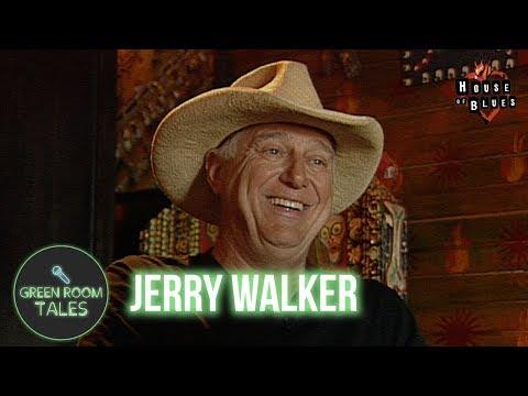 Jerry Jeff Walker   Green Room Tales