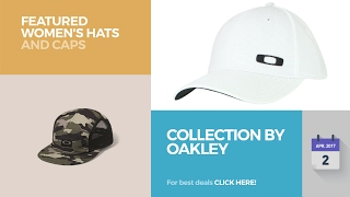 Collection By Oakley Featured Women's Hats And Caps