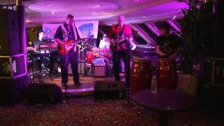 Legendary Blues Cruise #20 Crows Nest Jam 1-25-13 Late