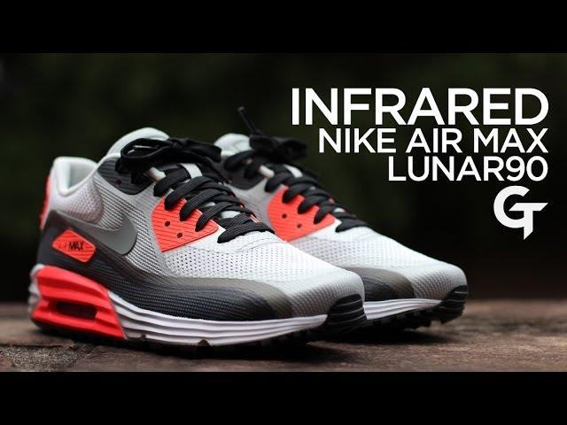 Closer Look: Nike Air Max Lunar90