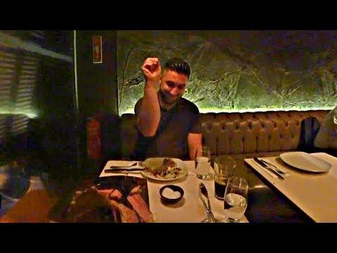 Nusret SteakHouse Etiler | 510 TL Hesap Odemek