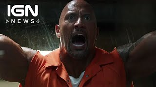 Dwayne Johnson 'Not Sure' If He'll Return for Fast and Furious 9 - IGN News