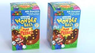 Super Mario Wonder Ball Unboxing!