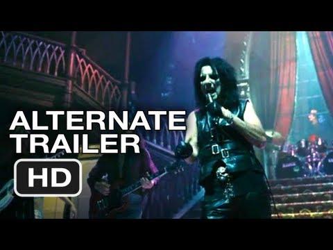 Dark Shadows - Alternate Alice Cooper Trailer #1 - Johnny Depp, Tim Burton Movie (2012) HD