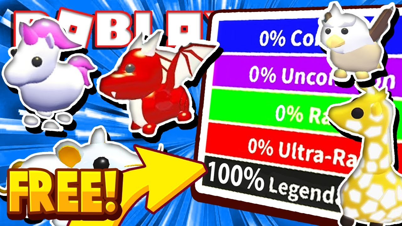 How To Hatch A Legendary Pet Every Time In Roblox Adopt Me Trying Adopt Me Hack For Legendary Pets Youtube