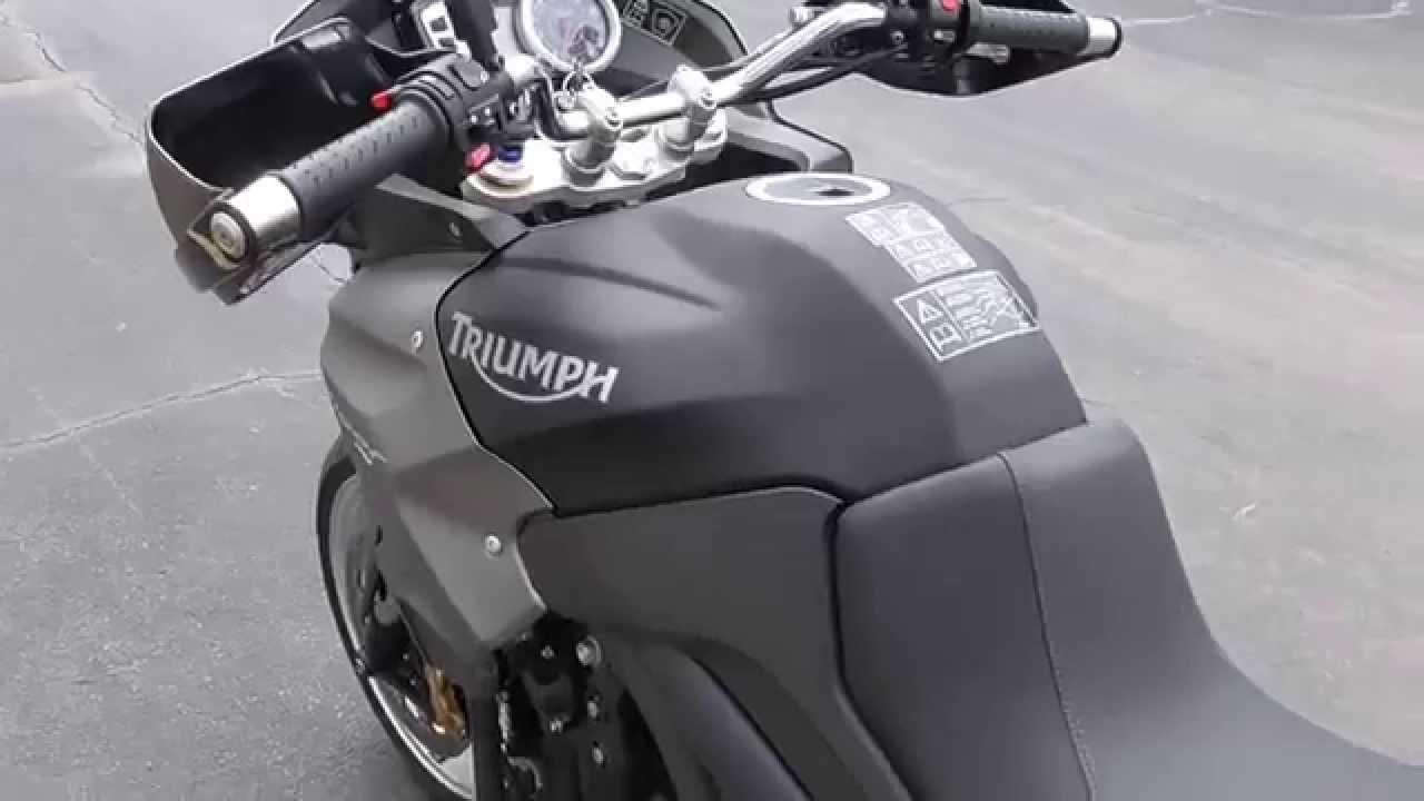2011 Triumph Tiger 1050 Abs