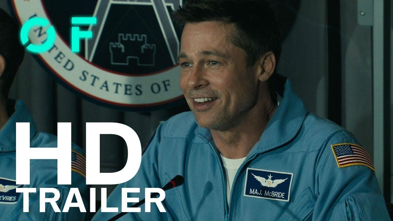 Ad Astra Tráiler Subtitulado En Español De La Película De James Gray Con Brad Pitt Youtube