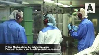 Miljoonien käyttämät insuliinikynät valmistetaan Kontiolahdella