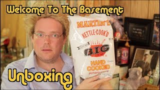 Big Bag O' Chips | Unboxing | Welcome To The Basement
